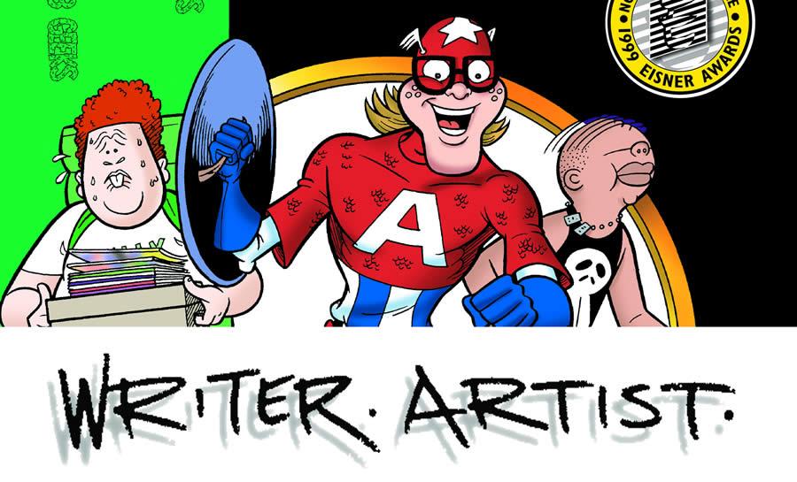 Writer - Artist