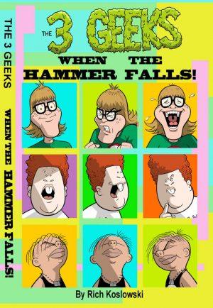 3 Geeks Trade Paperback 3 by Rich Koslowski