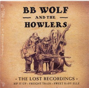 BB Wolf and the Three LPs Soundtrack